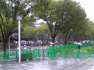 2011_0819森のホール雨