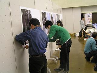 2012_0204写真展準備1