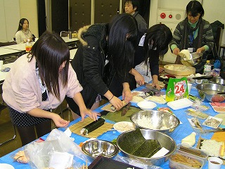 2012_0204太巻き寿司作り