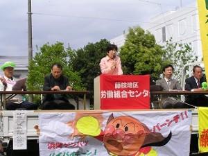 2012_0501藤枝市民メーデー前田氏